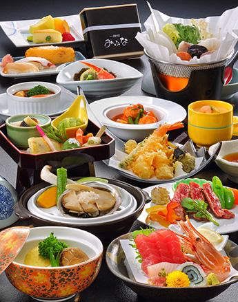 お膳料理7,000円