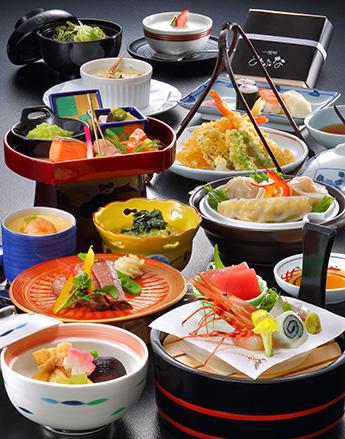 お膳料理6,00円