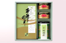 海苔・カニ缶セット