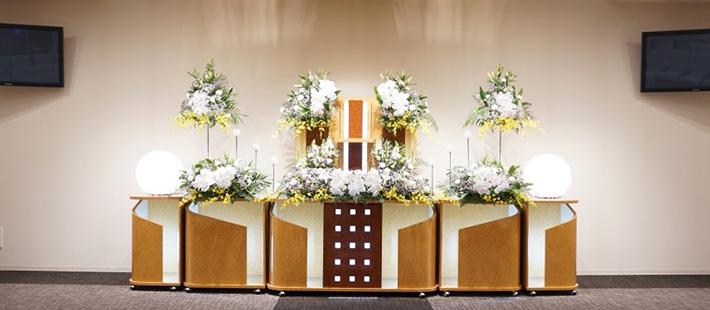 家族葬ホール95万円プランPHOTO