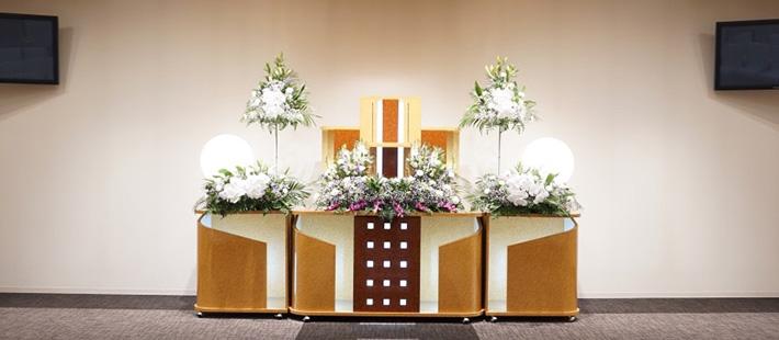 家族葬ホール75万円プランPHOTO