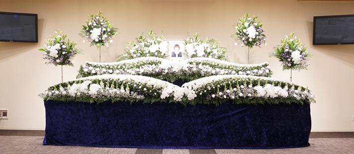 家族葬ホール180万円プランPHOTO