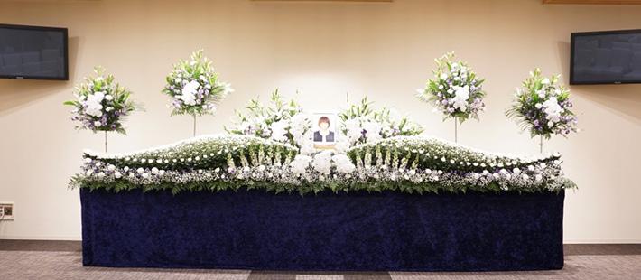 家族葬ホール120万円プランPHOTO
