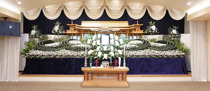 会館葬250万円プランPHOTO