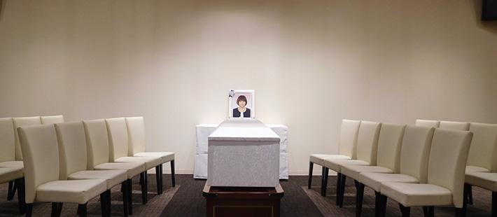 家族葬ホール30万円プランPHOTO
