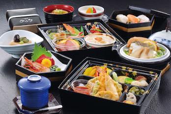 重箱お膳料理6,500円