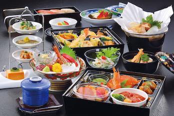 重箱お膳料理8,500円