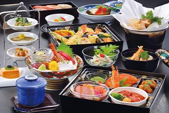 重箱お膳料理9,350円