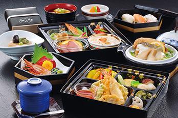 重箱お膳料理7,150円