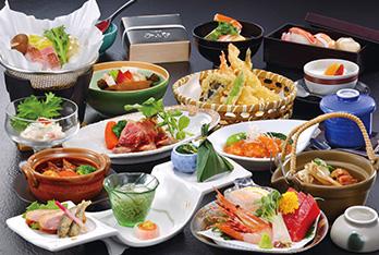 お膳料理9,350円