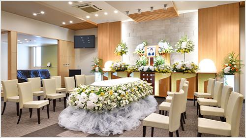 家族葬専用ホール
